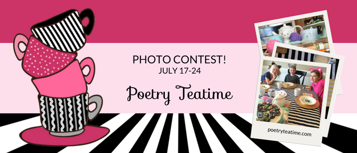 Poetry Teatime Photo Contest