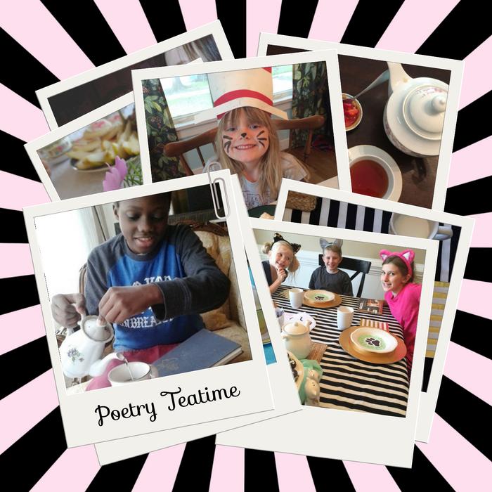 Poetry Teatime Photo Contest