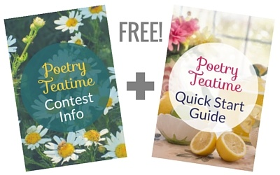 Poetry Teatime Contest Info and Quick Start Guide